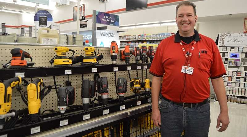 SCAPPOOSE ACE HARDWARE HOLDS THREE-DAY GRAND OPENING CELEBRATION