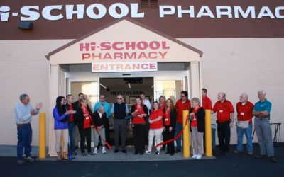 HI-SCHOOL PHARMACY IN WHITE SALMON REMODELED