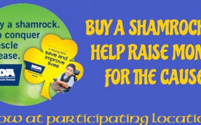 HI-SCHOOL PHARMACY IS A PROUD SPONSOR OF THE MDA SHAMROCK PROGRAM