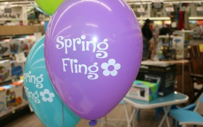 Spring Fling Customer Appreciation Event